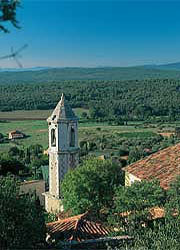 Self-guided cycling holiday in Provence