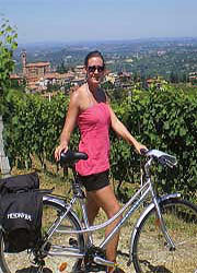 Self-guided cycling holiday in Piedmont
