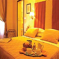 Short hotel break in italy