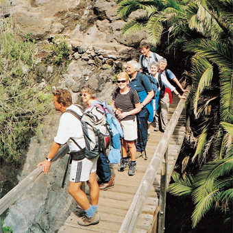 Guided walking holidays