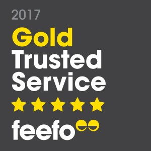 Headwater achieve Feefo gold standard for 2017