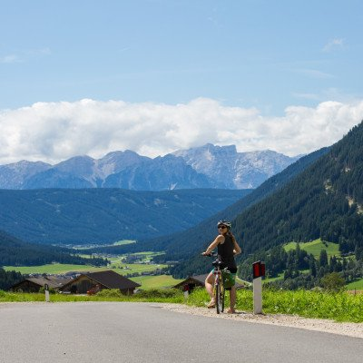 Dolomites centre-based Cycling