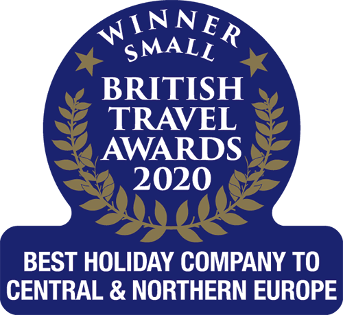 British Travel Awards 2020: Best Holiday Company to Central and Northern Europe