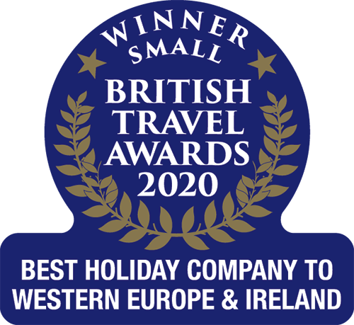 British Travel Awards 2020: Best Holiday Company to Western Europe and Ireland