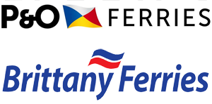 P+O and Brittany Ferries