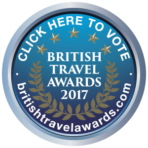 Headwater are nominated for a British Travel Award #voteBTA!